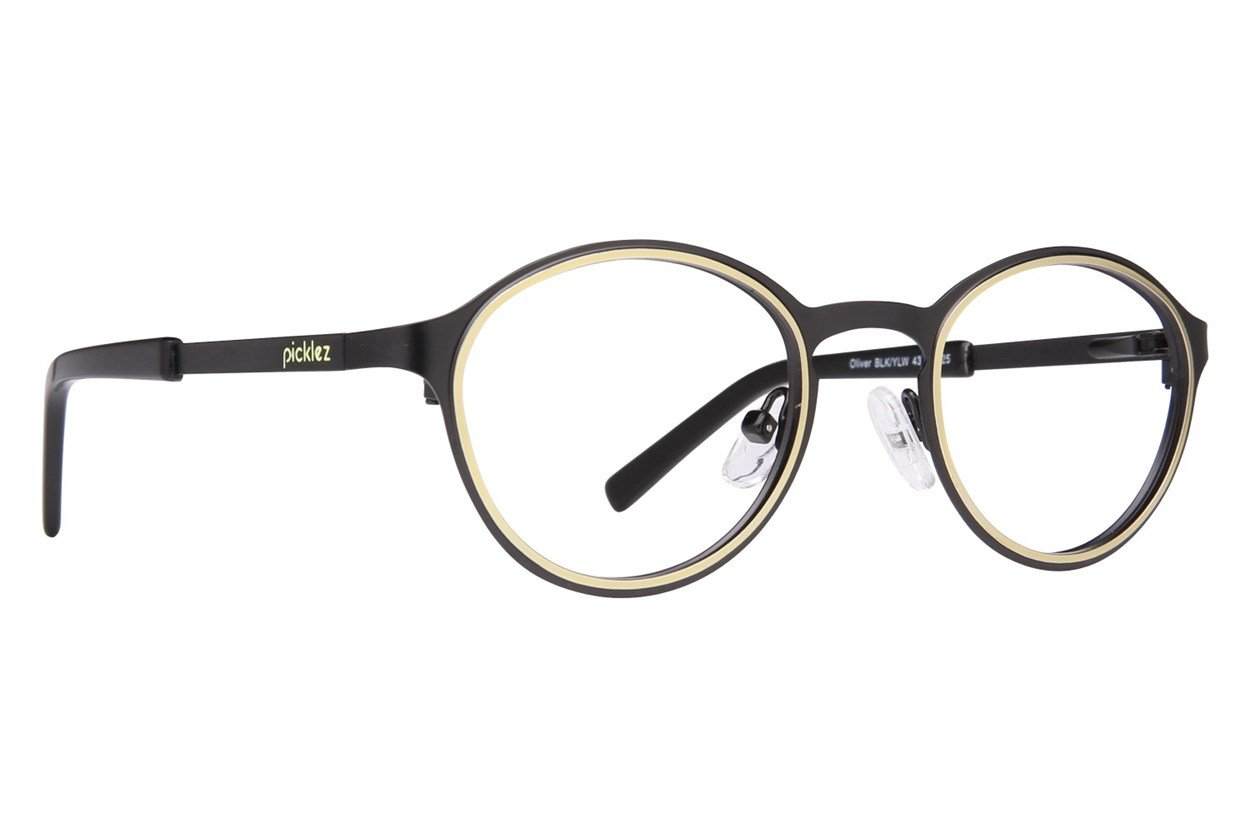 Picklez Oliver Eyeglasses - Black