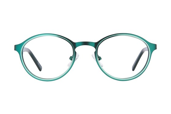 Picklez Oliver Green Glasses