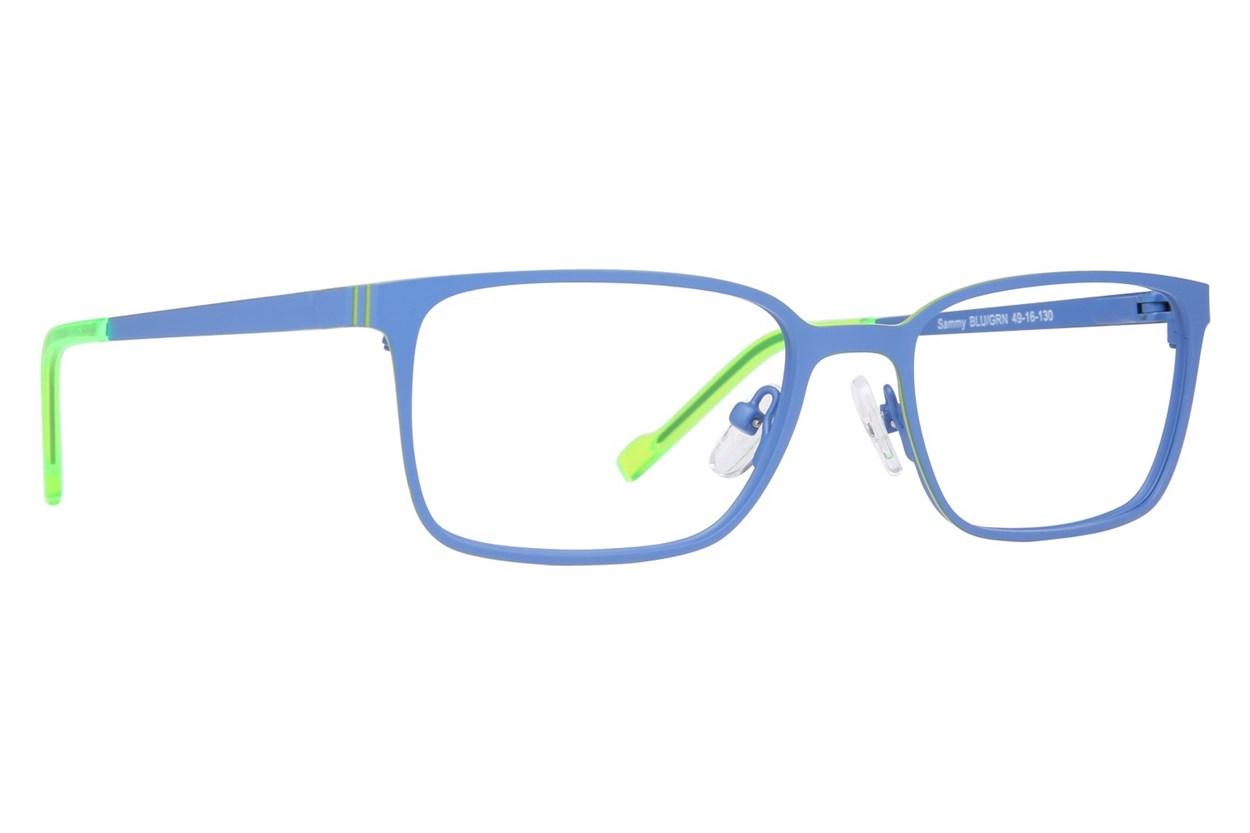 Picklez Sammy Blue Glasses