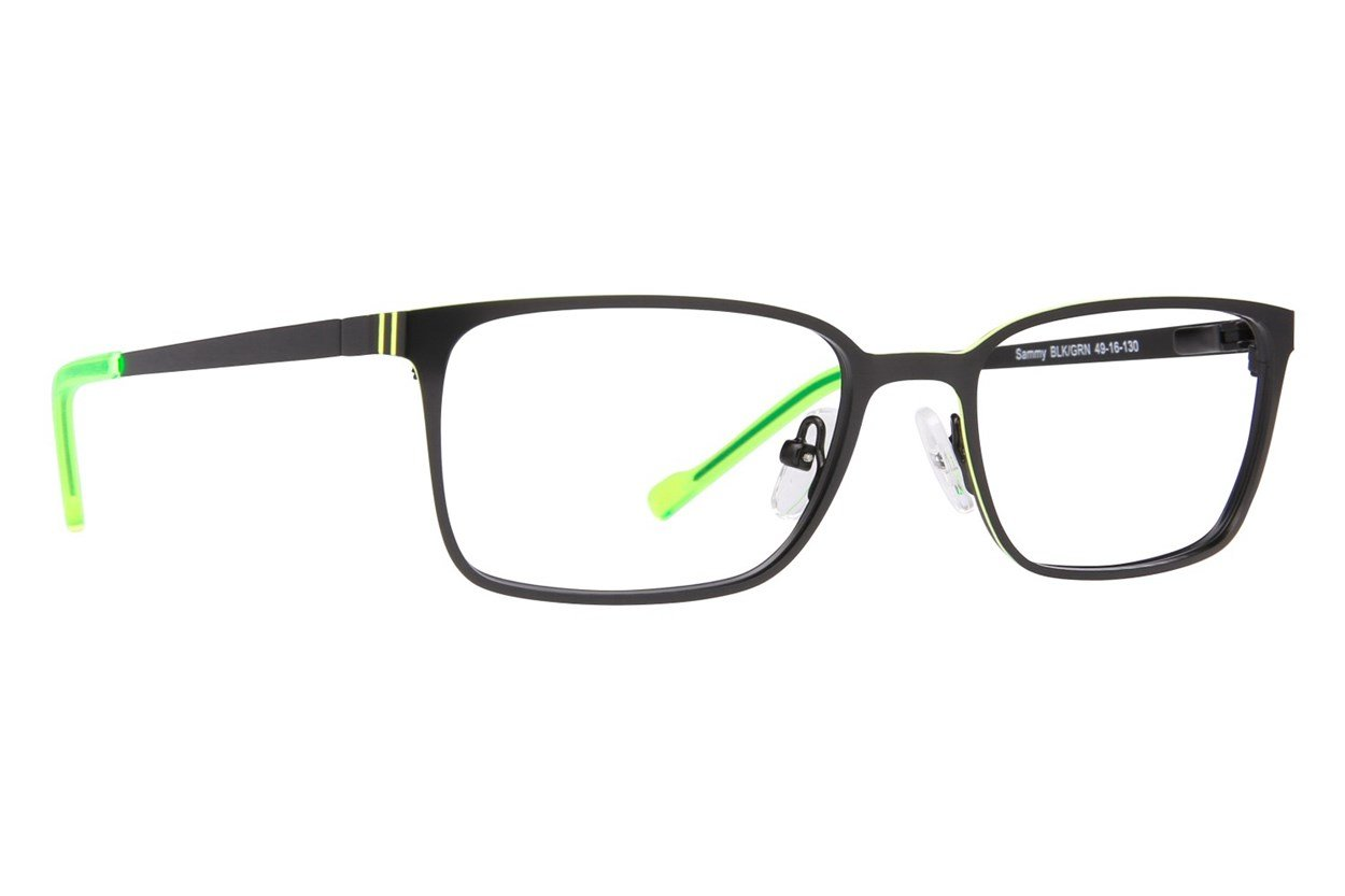 Picklez Sammy Black Glasses