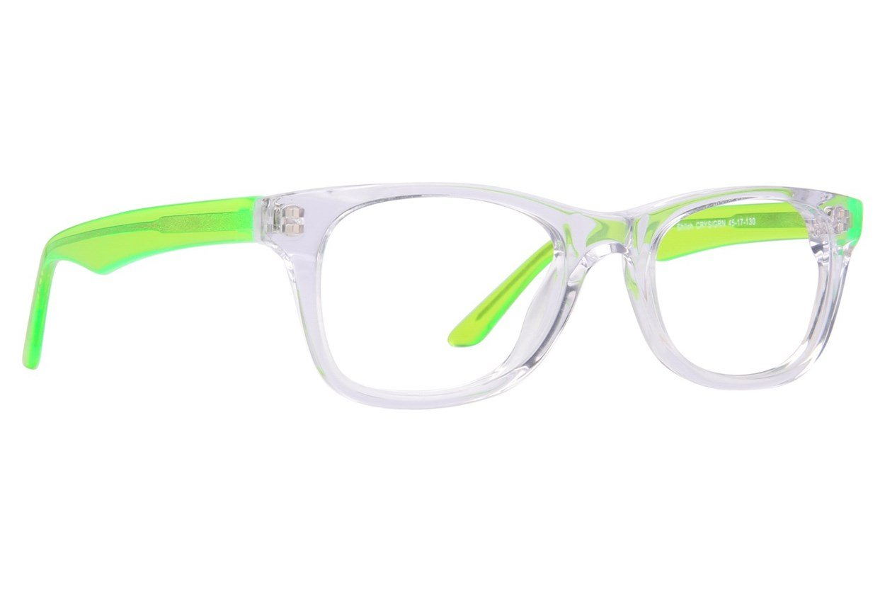 Picklez Shiloh Green Glasses