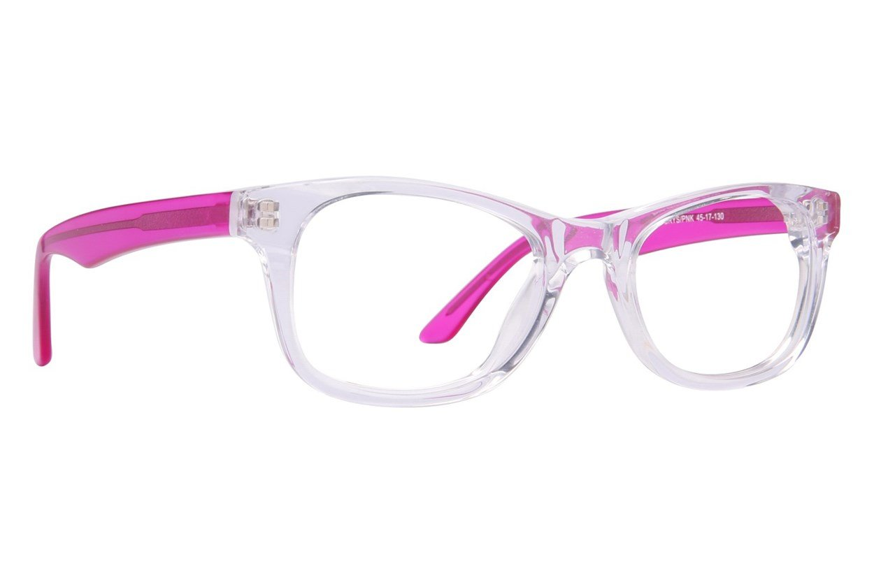 Picklez Shiloh Eyeglasses - Pink