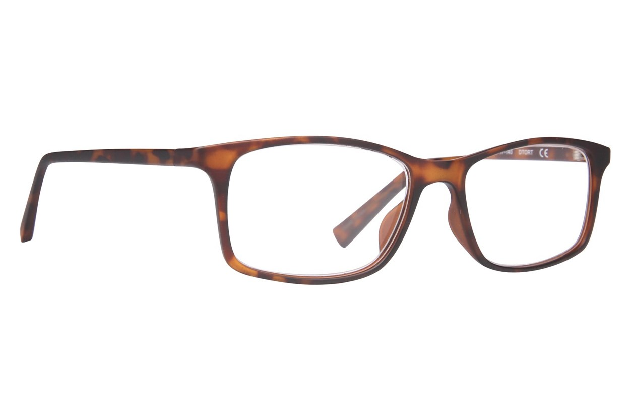Conscious Eyez John Reading Glasses Tortoise ReadingGlasses