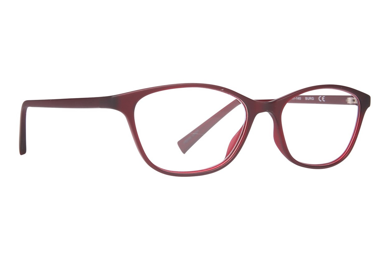 Conscious Eyez Louisa Reading Glasses Red ReadingGlasses