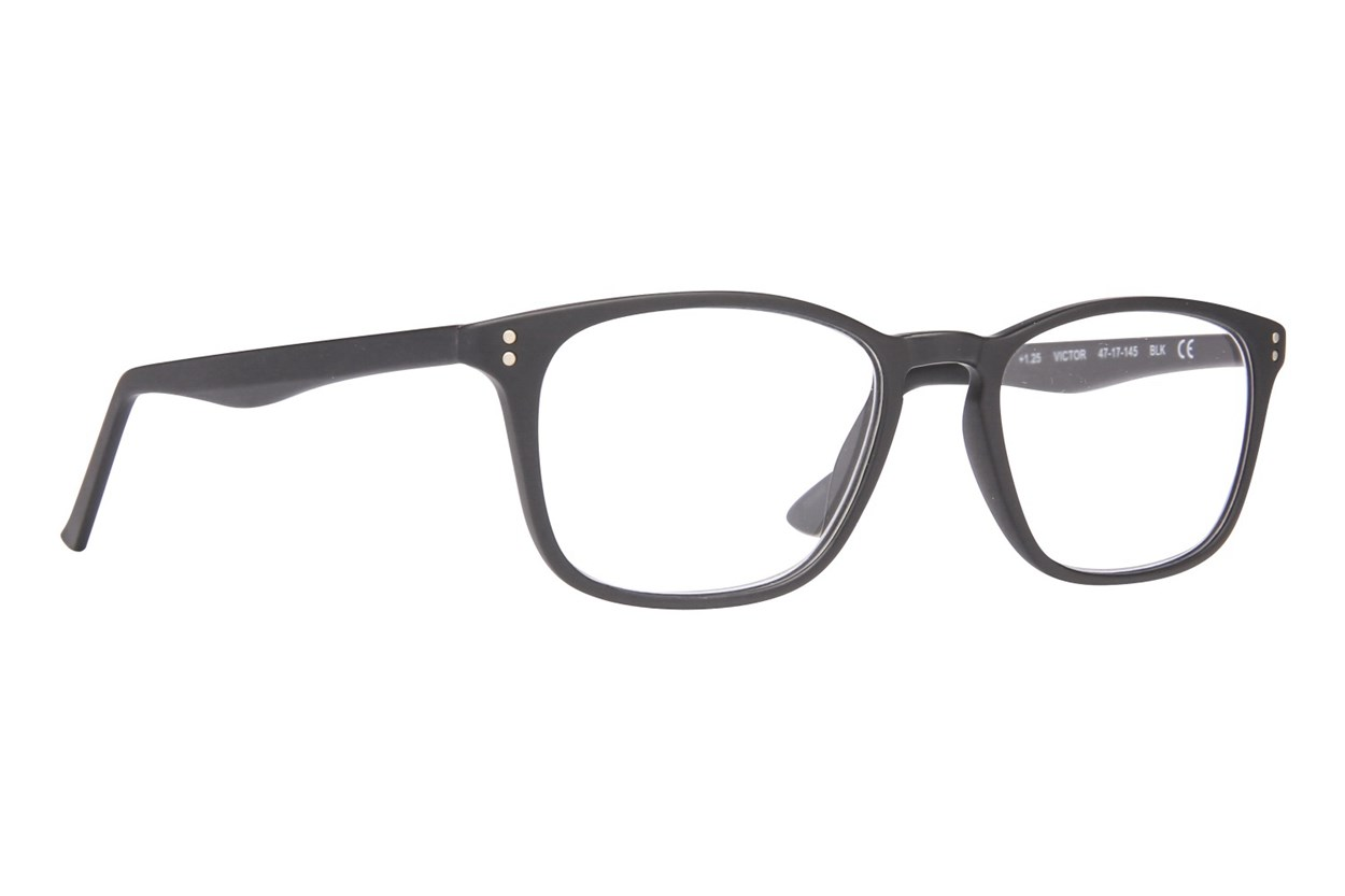 Conscious Eyez Victor Reading Glasses Black ReadingGlasses