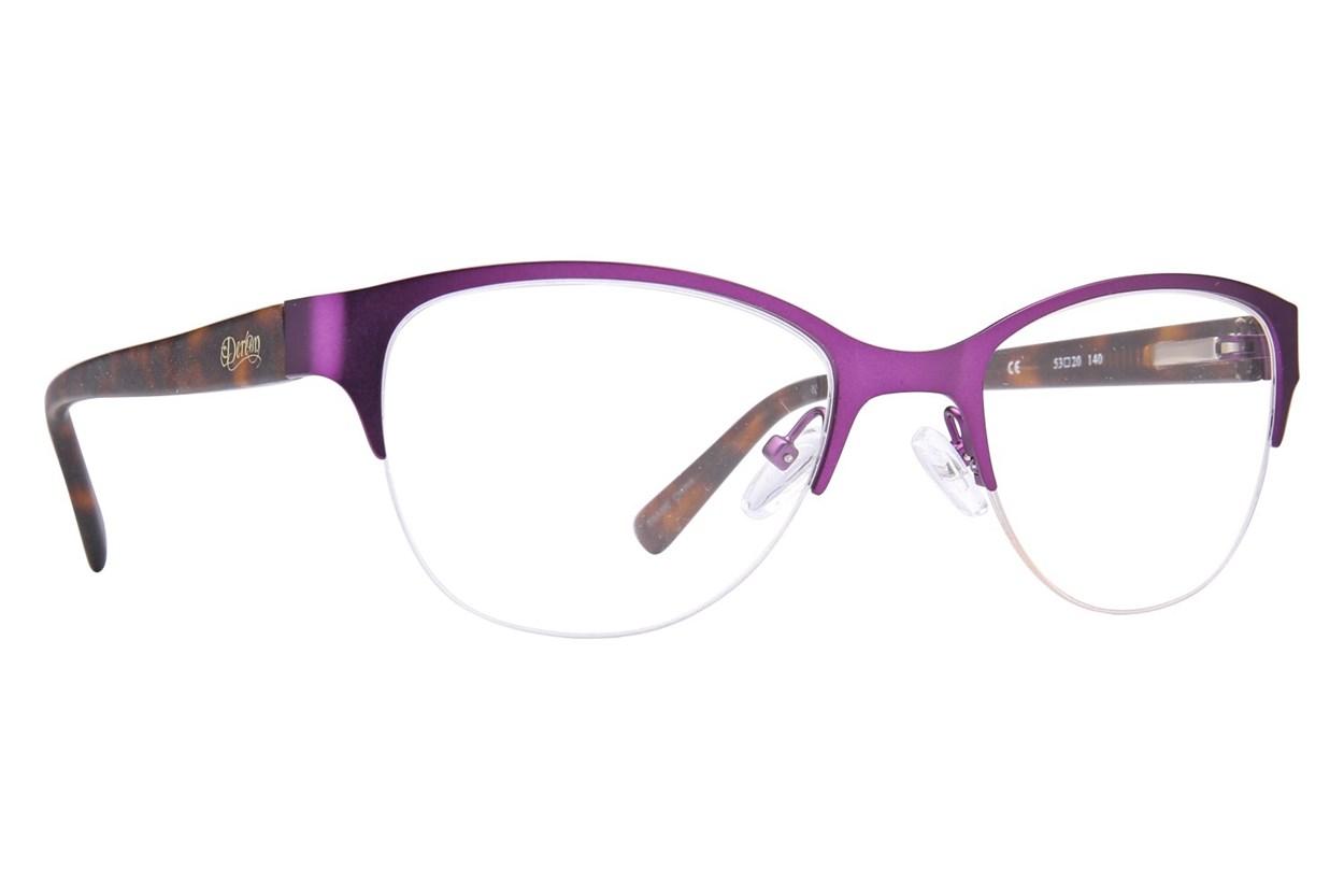 Dereon DOV532 Purple Glasses