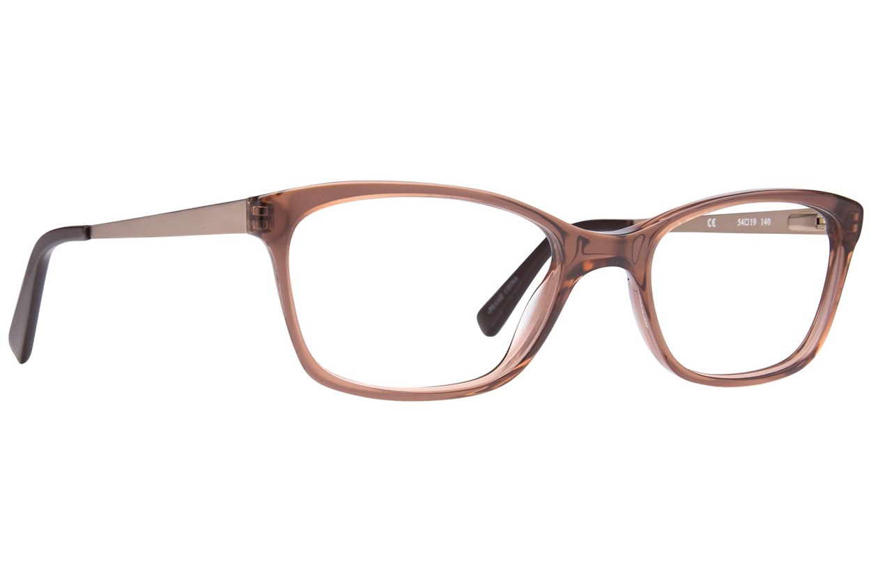 Dereon DOV534 Brown Glasses