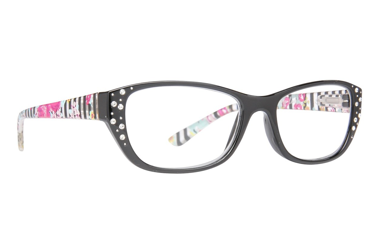Sydney Love SLR437 Reading Glasses Black ReadingGlasses