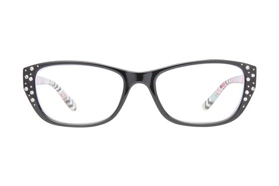 Sydney Love SLR437 Reading Glasses Black ReadingGlasses