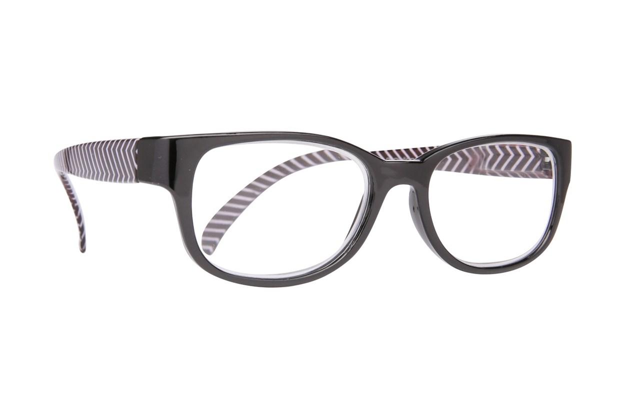 Evolutioneyes EY833Z Reading Glasses Black