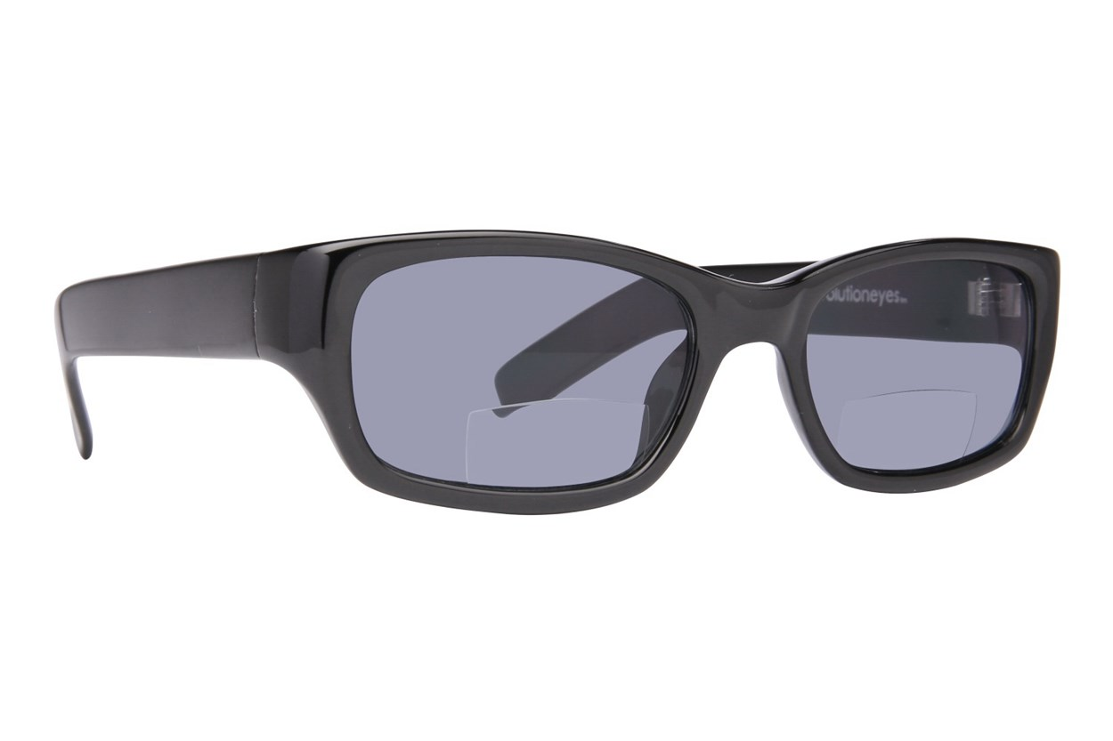 Evolutioneyes TR6265ASR Reading Sunglasses Black ReadingGlasses