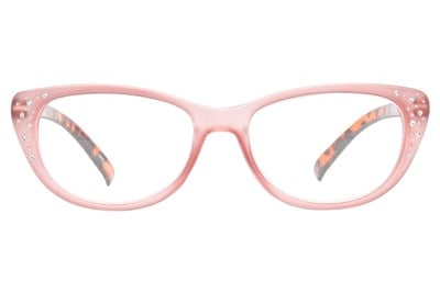 Max Edition MER5 Reading Glasses Pink