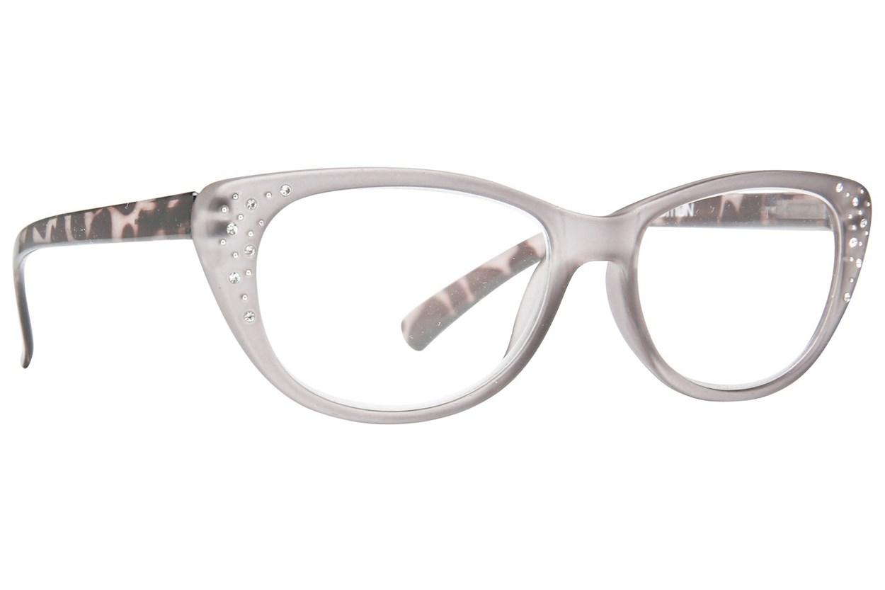 Max Edition MER5 Reading Glasses Gray ReadingGlasses