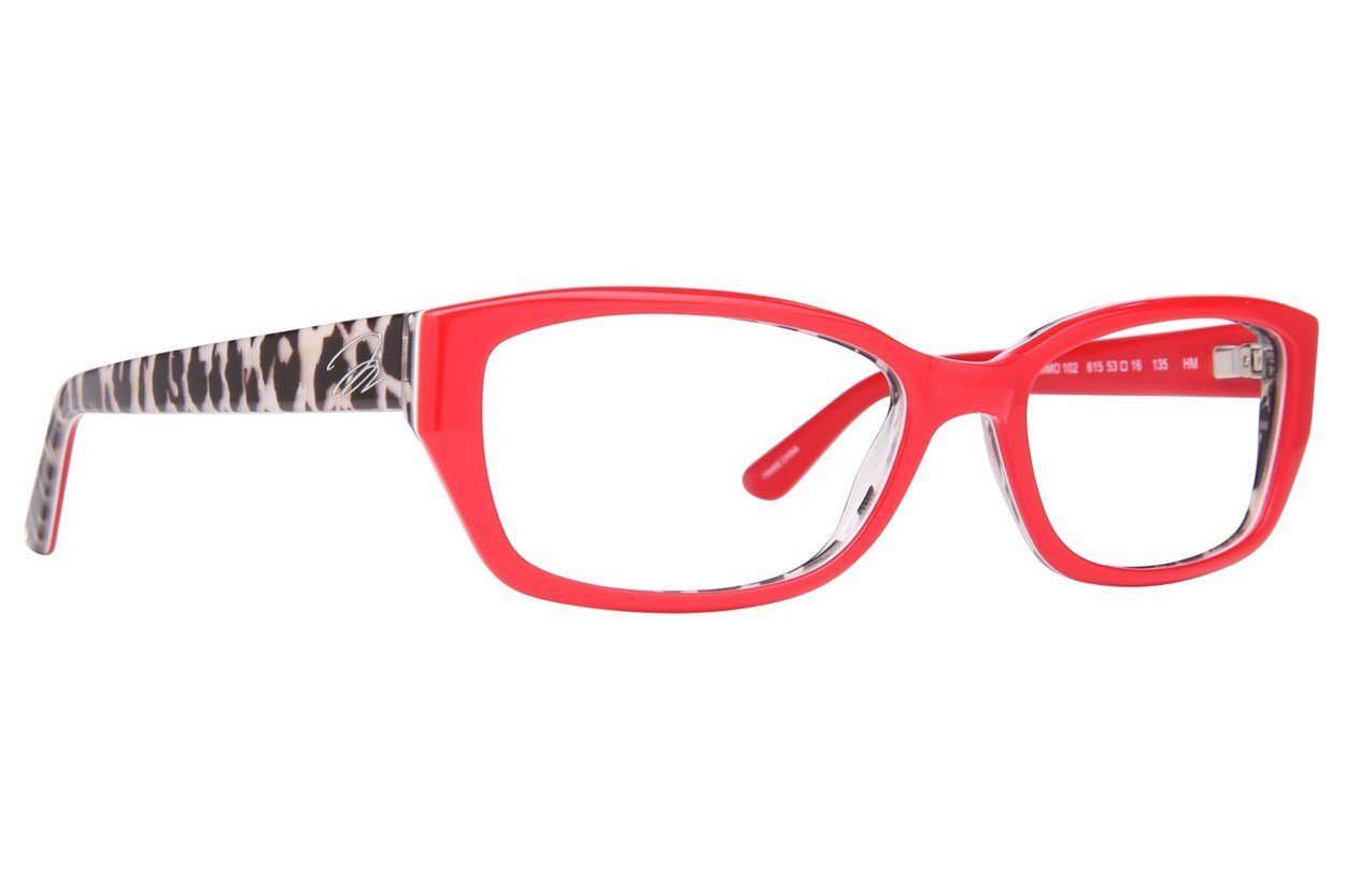 Marilyn Monroe MMO102 Red Glasses