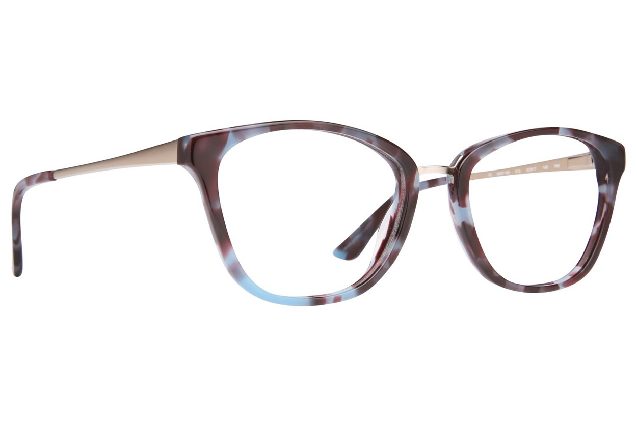 Marilyn Monroe MMO168 Eyeglasses - Blue
