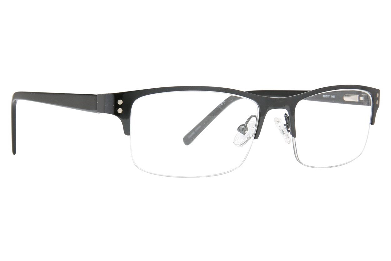 TapouT TAP840 Black Glasses