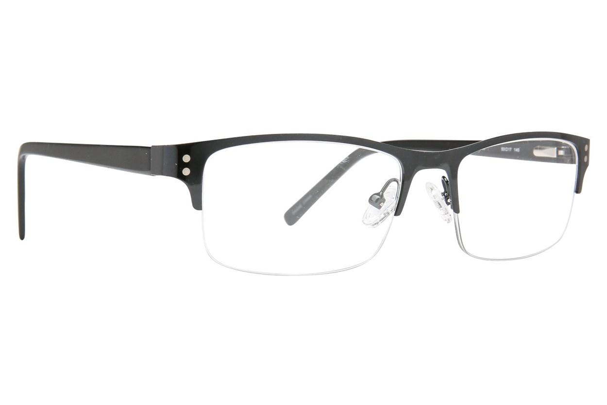 TapouT TAP840 Black Glasses