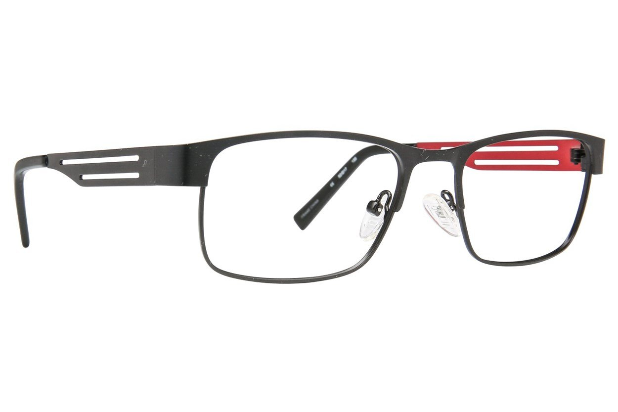 TapouT TAP842 Black Glasses