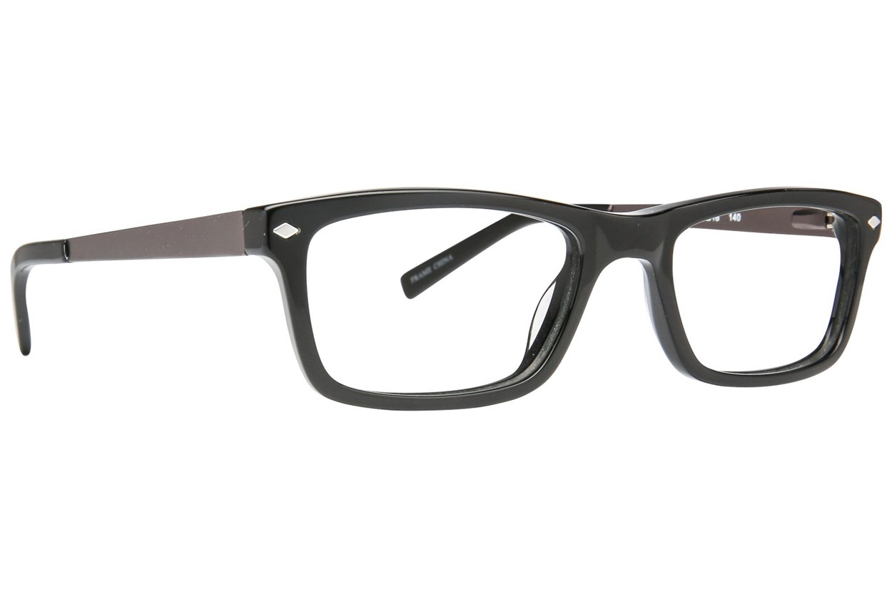 TapouT TAP845 Black Glasses