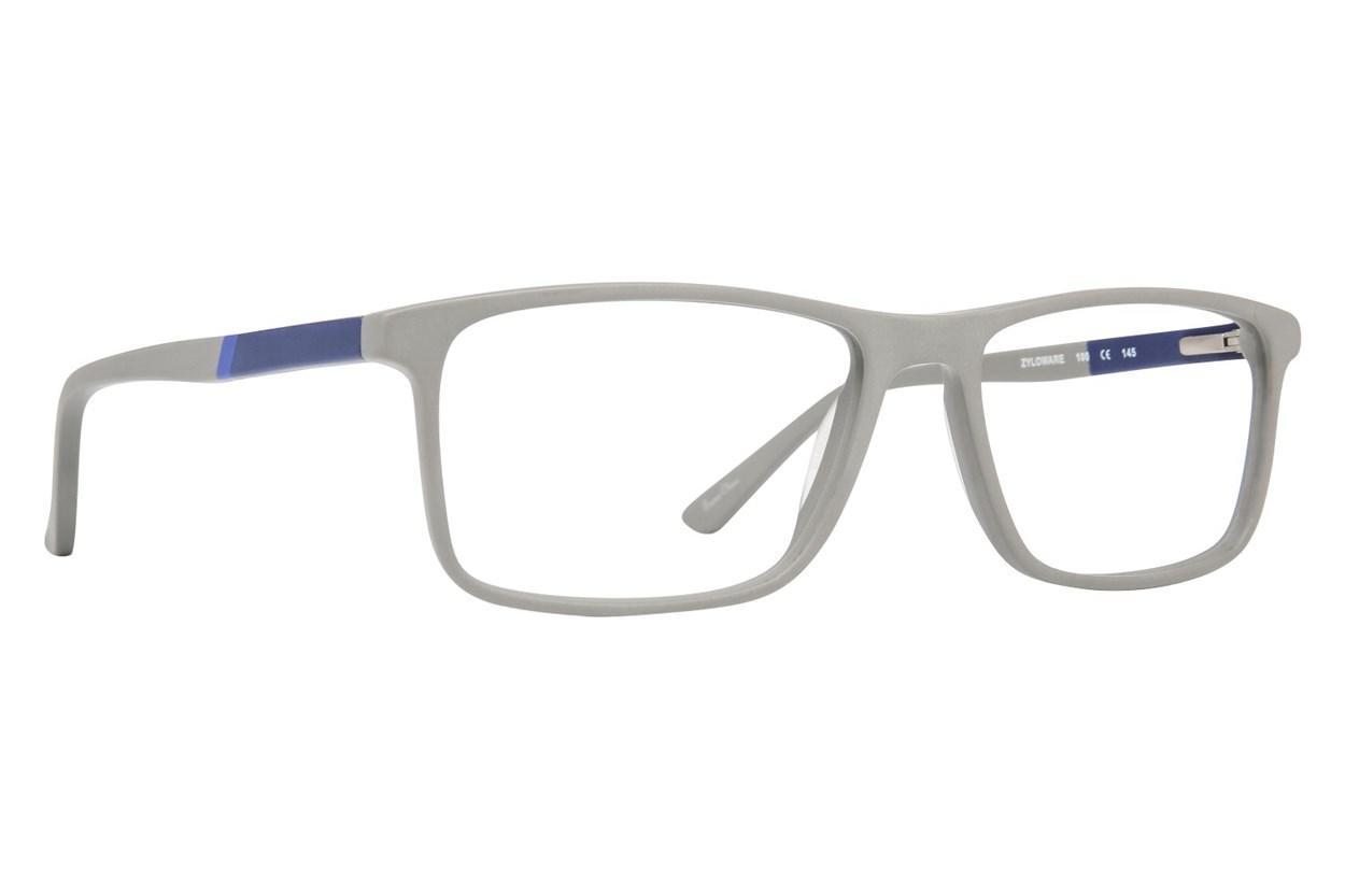 Shaq QD 126Z Gray Glasses