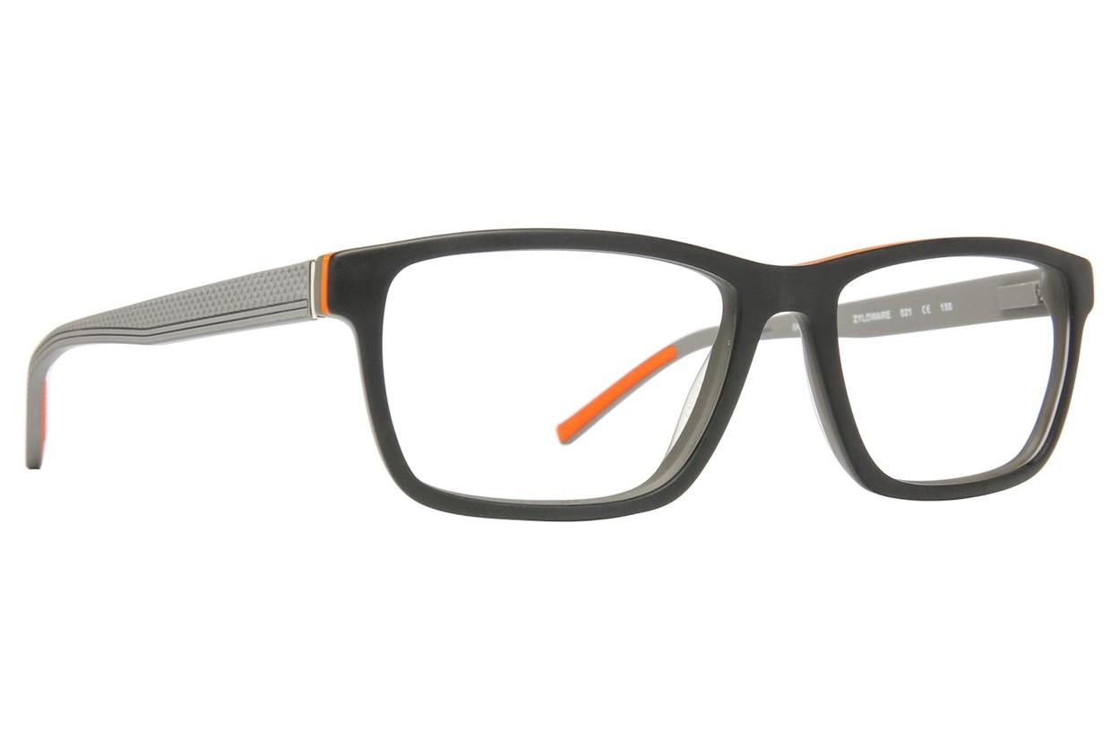 Shaq QD 127Z Black Glasses