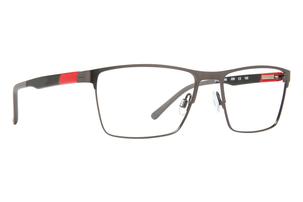 Shaq QD 134M Gray Glasses