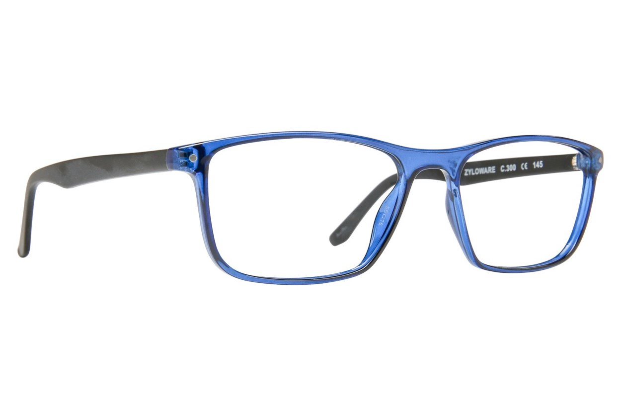 Randy Jackson RJ 3036 Blue Glasses