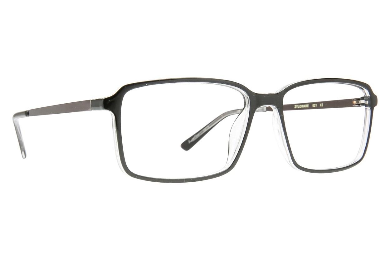 Stetson ST 336 Black Glasses