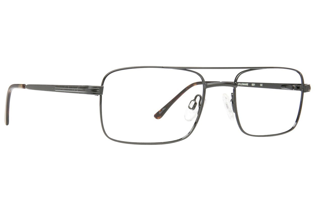 Stetson ST 343 Black Glasses