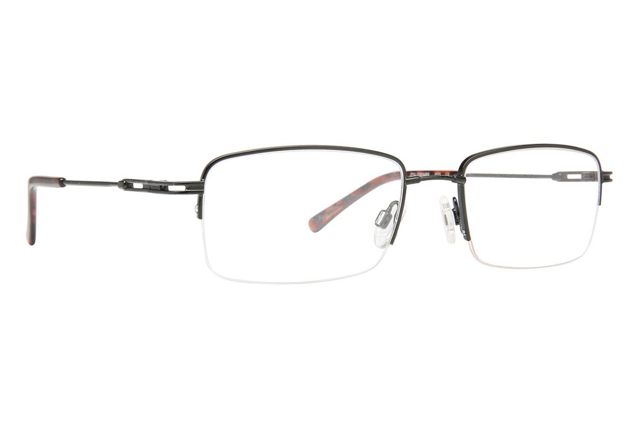 Stetson ST ZF718 Black Glasses