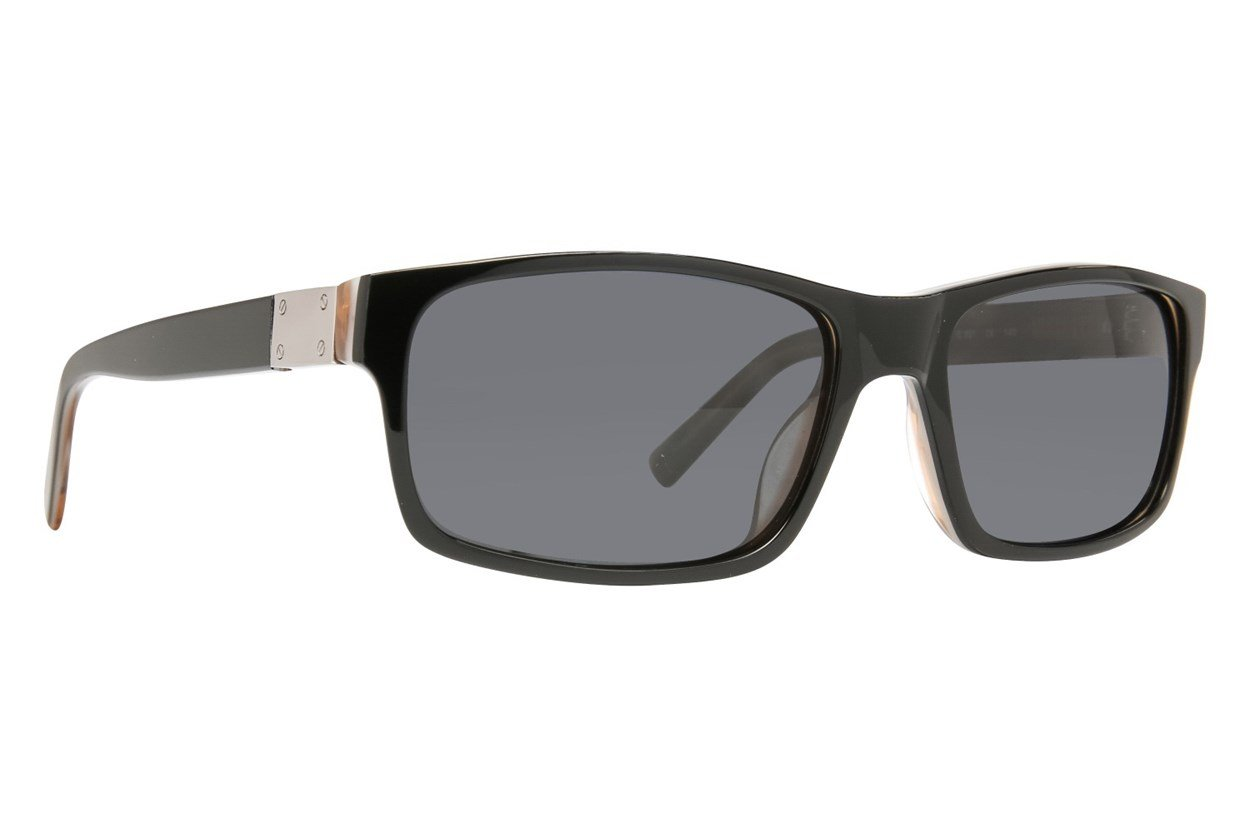 Randy Jackson RJRU S 911P Black Sunglasses
