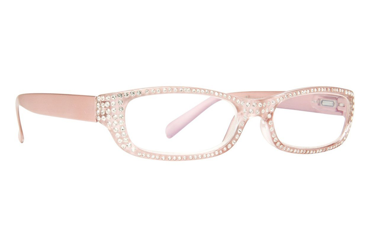 Eye Candy Sophisticated Specs Reading Glasses Pink ReadingGlasses