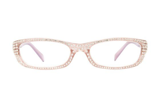 Eye Candy Sophisticated Specs Reading Glasses Pink
