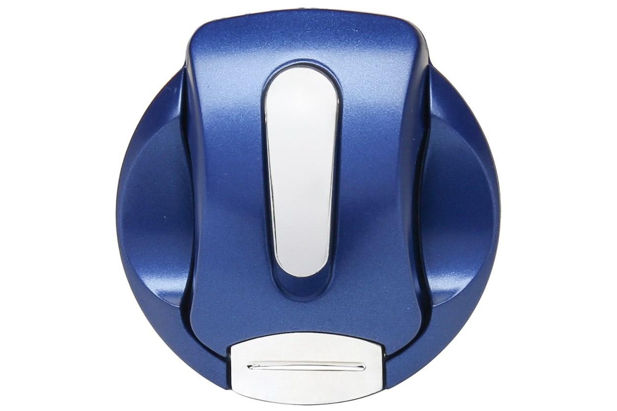 Alternate Image 1 - I Heart Eyewear Metallic Visor Clips Blue OtherEyecareProducts