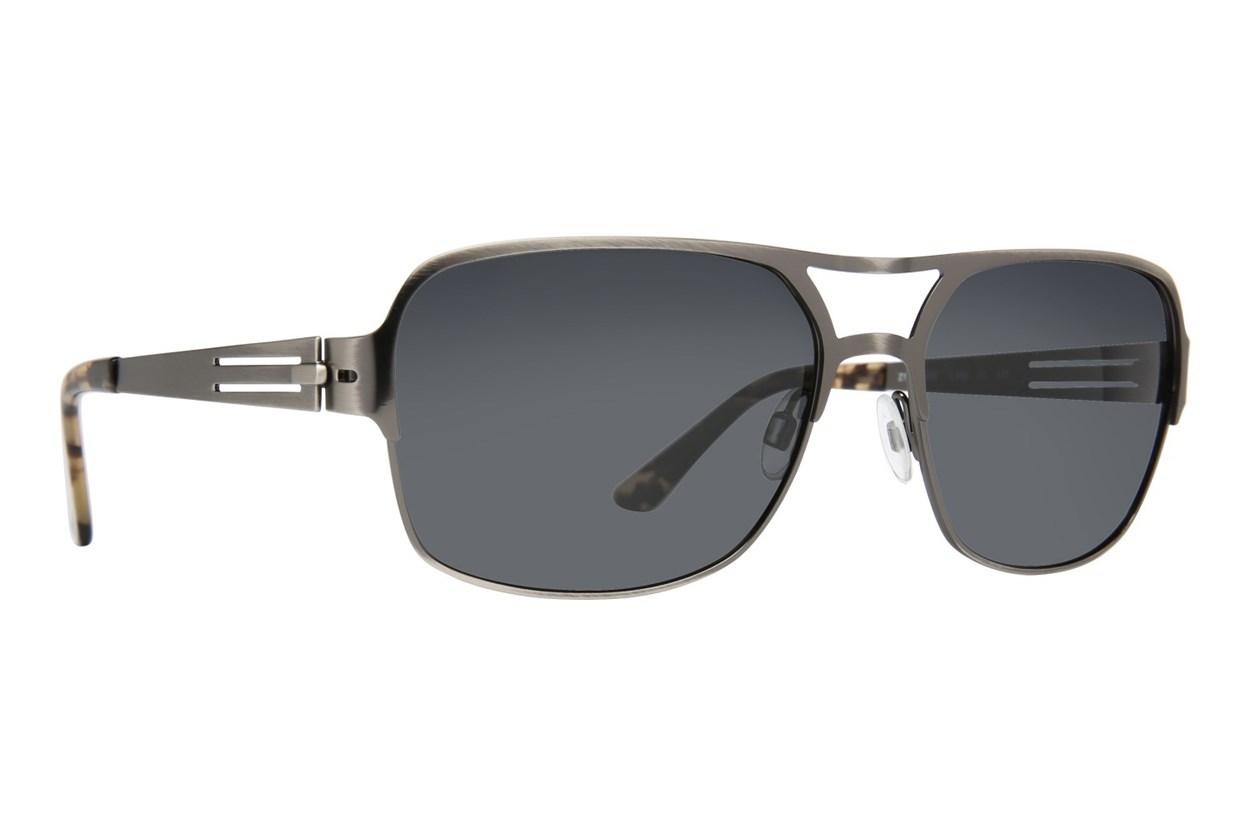 Randy Jackson RJRU S 916 Gray Sunglasses