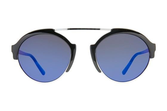Leon Max Jasper Black Sunglasses
