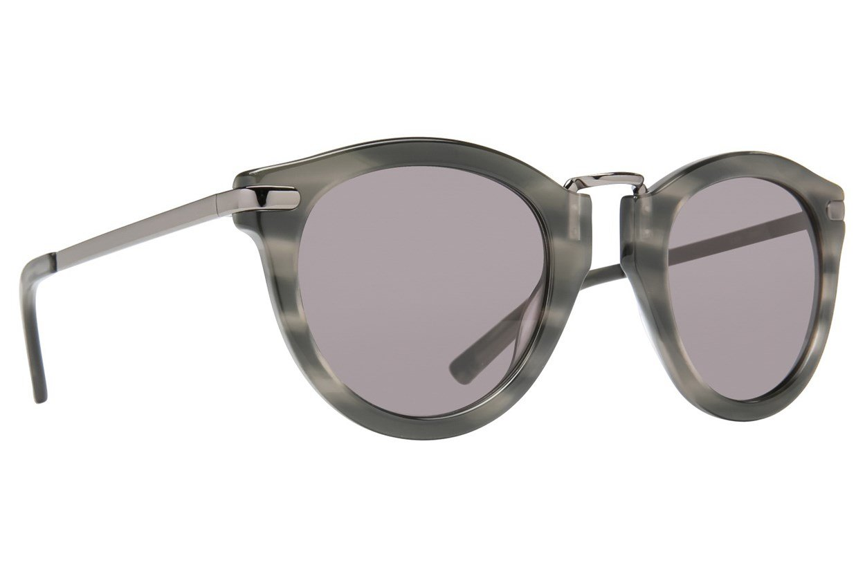Leon Max Lily Gray Sunglasses