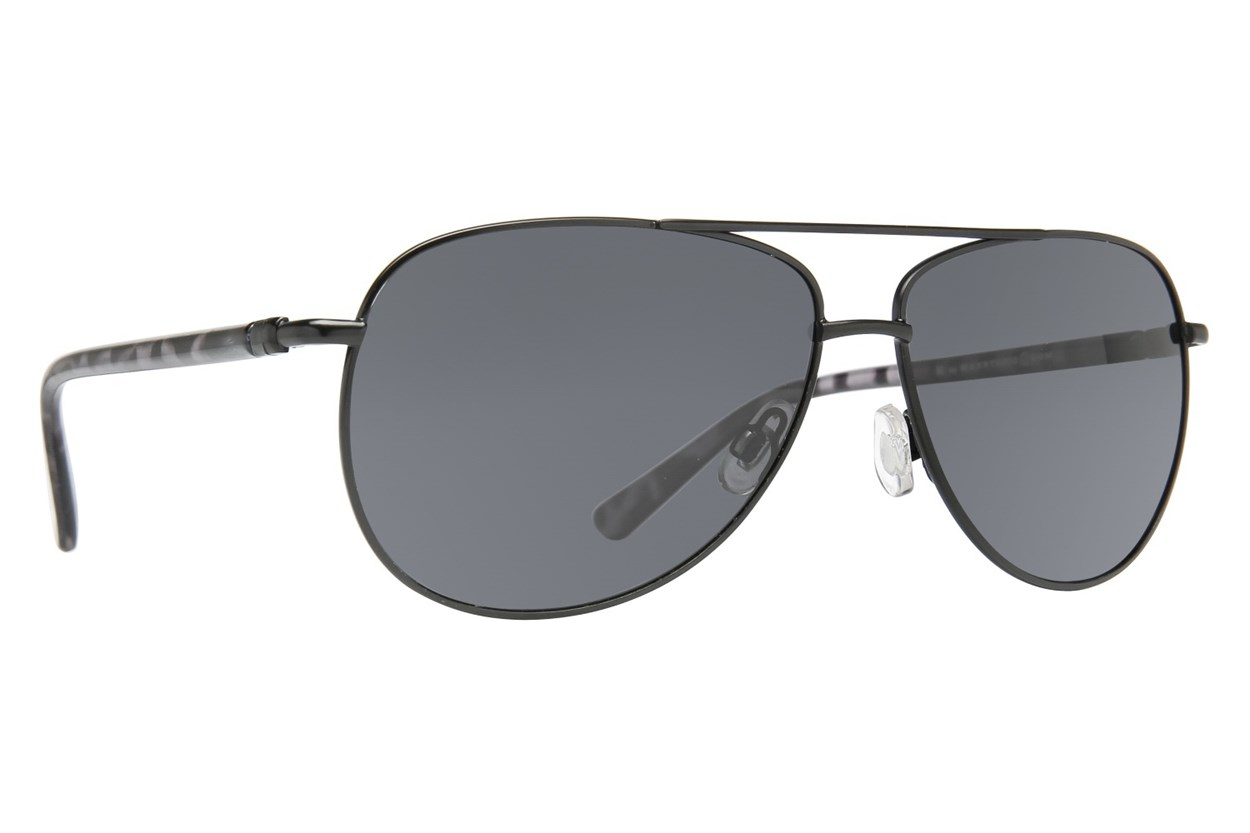M By Max Studio MX4437 Black Sunglasses