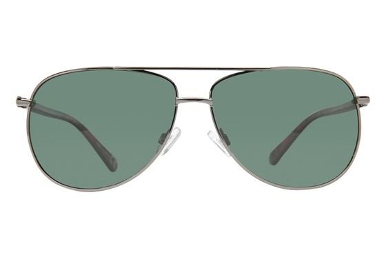 M By Max Studio MX4437 Gray Sunglasses