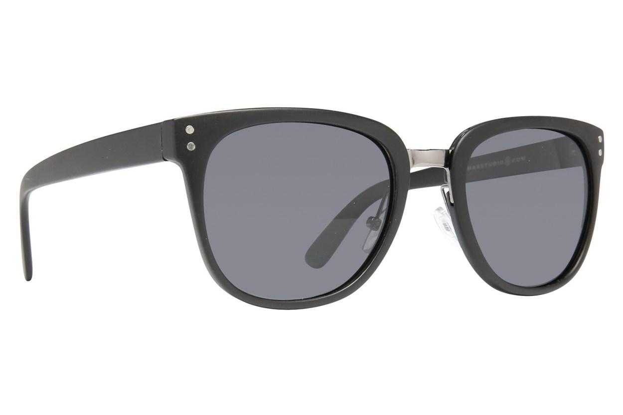 M By Max Studio MX72016 Black Sunglasses