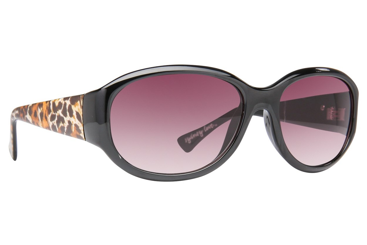 Sydney Love SL08 Sunglasses - Black