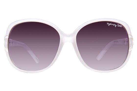 Sydney Love SLS1004 White Sunglasses
