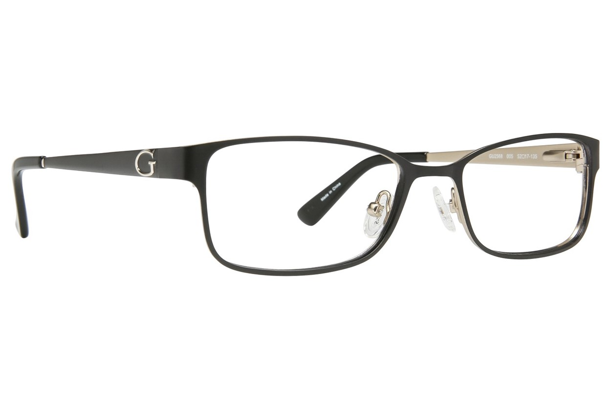 GUESS GU 2568 Black Glasses