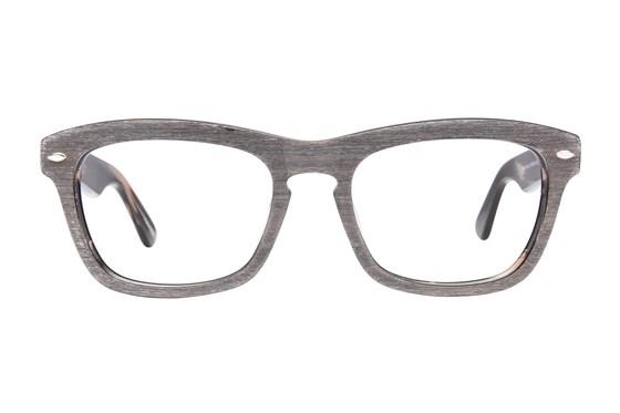 Westend Blendon Square Brown Glasses