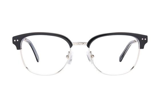 Westend Carriage Run Black Glasses