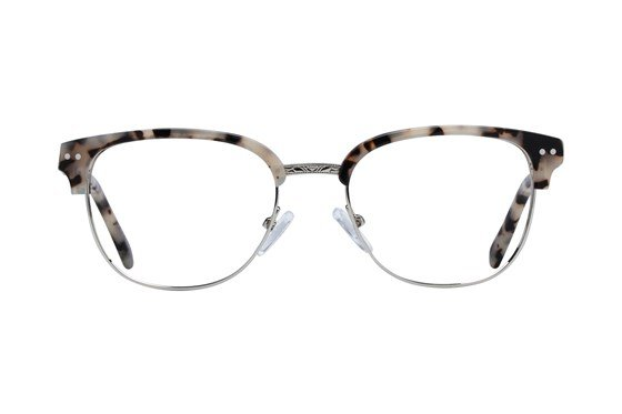 Westend Carriage Run Gray Glasses