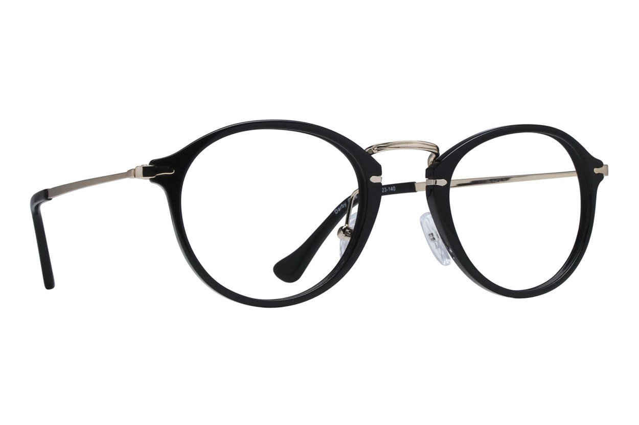 Westend Darby Glen Black Glasses