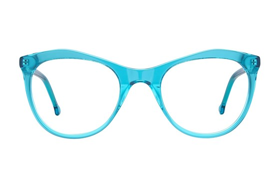 Westend Grandview Heights Blue Glasses