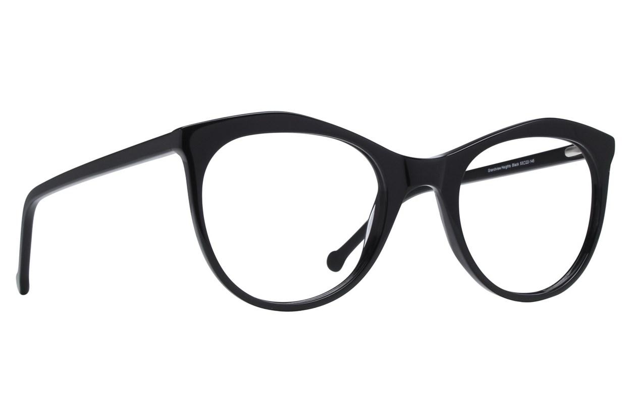 Westend Grandview Heights Black Glasses