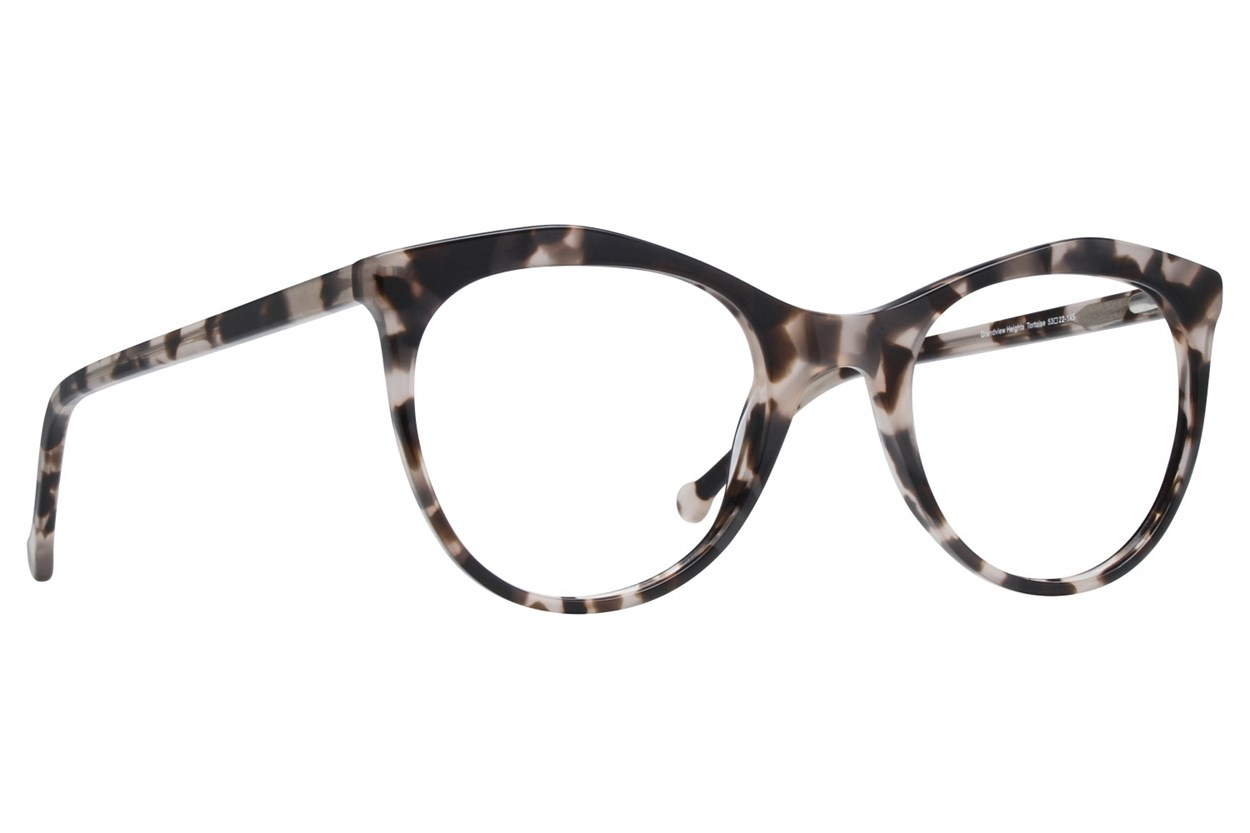 Westend Grandview Heights Tortoise Glasses